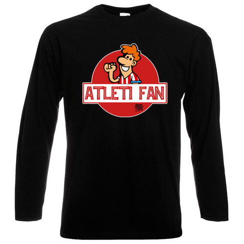 Camiseta manga larga Atleti Fan